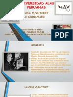 movimiento:La Bauhausl ARQ. Le Corbusier Obra
