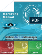 Mobile Marketing Manual
