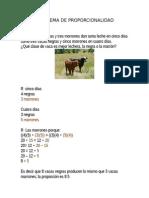 Vacas suceso
