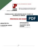 Provincia de Huaura Final