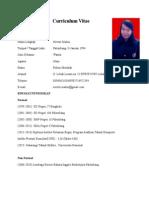 Curriculum Vitae Indo