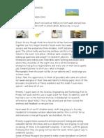 Newsletter - March 2010