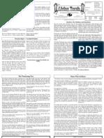 Issue 333 - Parashat Vayekhel-Pekudei -  Living Torah