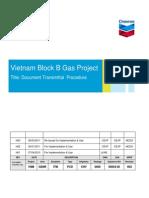VNM GENR ITM PCD CHV 0000 00004 00 H03 Document Transmital Procedure