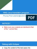 JavaTranslator