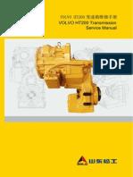 Workshop Manual Transmission of HT200 SDLG Volvo