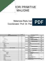 36.Tumori Maligne Primitive - Dr.malancea Radu Ioan