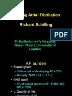 Treating Atrial Fibrillation