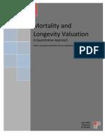 Mortality and Longevity Valuation