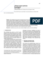 A Review of Exoskeleton-type Systems and Their Key Technologies 2008