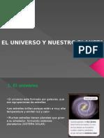 El Universo y Nuestro Planeta