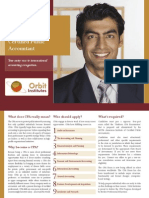 CPA Flyer India