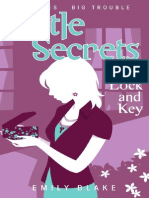 Little Secrets 6 Lock and Key