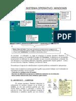 TEMA 1 Sistema Operativo Windows