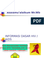 Ppt Hiv Dan Aids