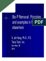 Kang S Bio P Removal Principles and Examples