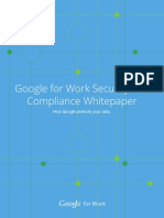 GoogleApps Security and Compliance