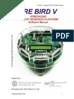 Fire Bird v ATMEGA2560 Software Manual V1.00 15-08-20122012