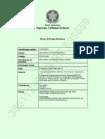 Recurso Da Petição 47091 Rio de Janeiro