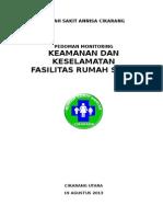 Konsep Monitoring Keselamatan Dan Keamanan RS