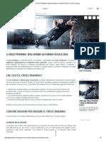 Il Cross Training_ Migliorare La Forma Fisica a Casa _ Domyos
