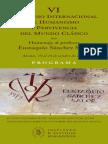 Programa definitivo del Congreso (Alcañiz 2015)