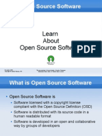Open Source Presentation