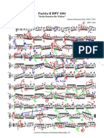 giga 1004 Bach - laud barroco