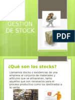 Gestion de Stock 1