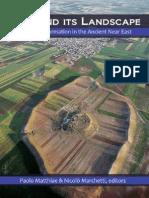 MATTHIAE - Ebla and Its Landscape - 2013