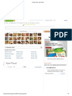Recipes Today - Ayam Penyet