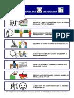 Consejos para trabajar contentos en nuestra clase con pictogramas de ARASAAC