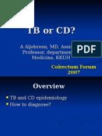 Intestinal TB1