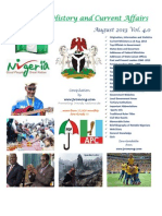 Nigerian Current Affairs 2013