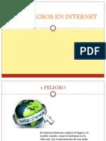 Los Peligros en Internet