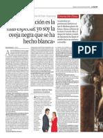 Entrevista a Cayetano Martínez de Irujo