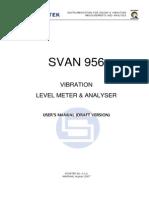 SVAN 956 User Manual