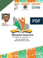 Brochure- Education Tomorrow.