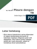 Efusi Pleura Dengan TB