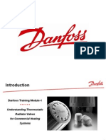 Danfoss Training Module 1 v2 Thermostatic Radiator Valves Compressed