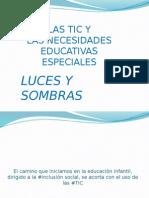 LUCES Y SOMBRAS DE LAS TIC EN LA EDUCACIÓN INFANTIL (0-3)