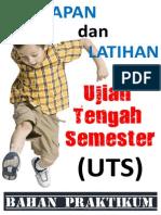 Bahan Praktikum Persiapan UTS