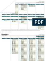 Bloomberg - Earnings Releases
