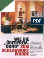 Wie die Überfremdung zum Schlagwort wurde - Mo Magazin -  Andreas Peham