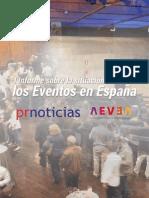 Informe_AEVEA Eventos en España