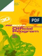 JazzAscona 2014_Programma