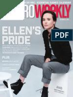 Metro Weekly - 10-08-15 - Ellen Page