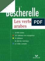 Bescherelle Les Verbes Arabes