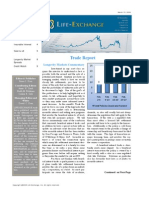 Trade Report March 09
