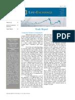 Trade Report April 09